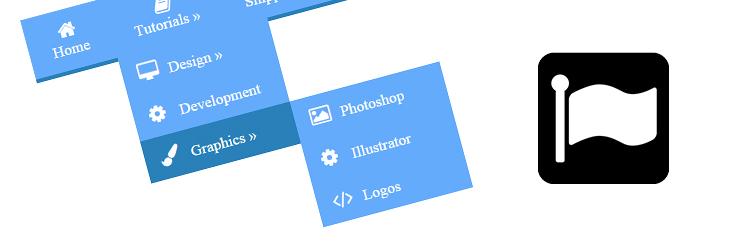 comment ajouter des icones sur un menu wordpress